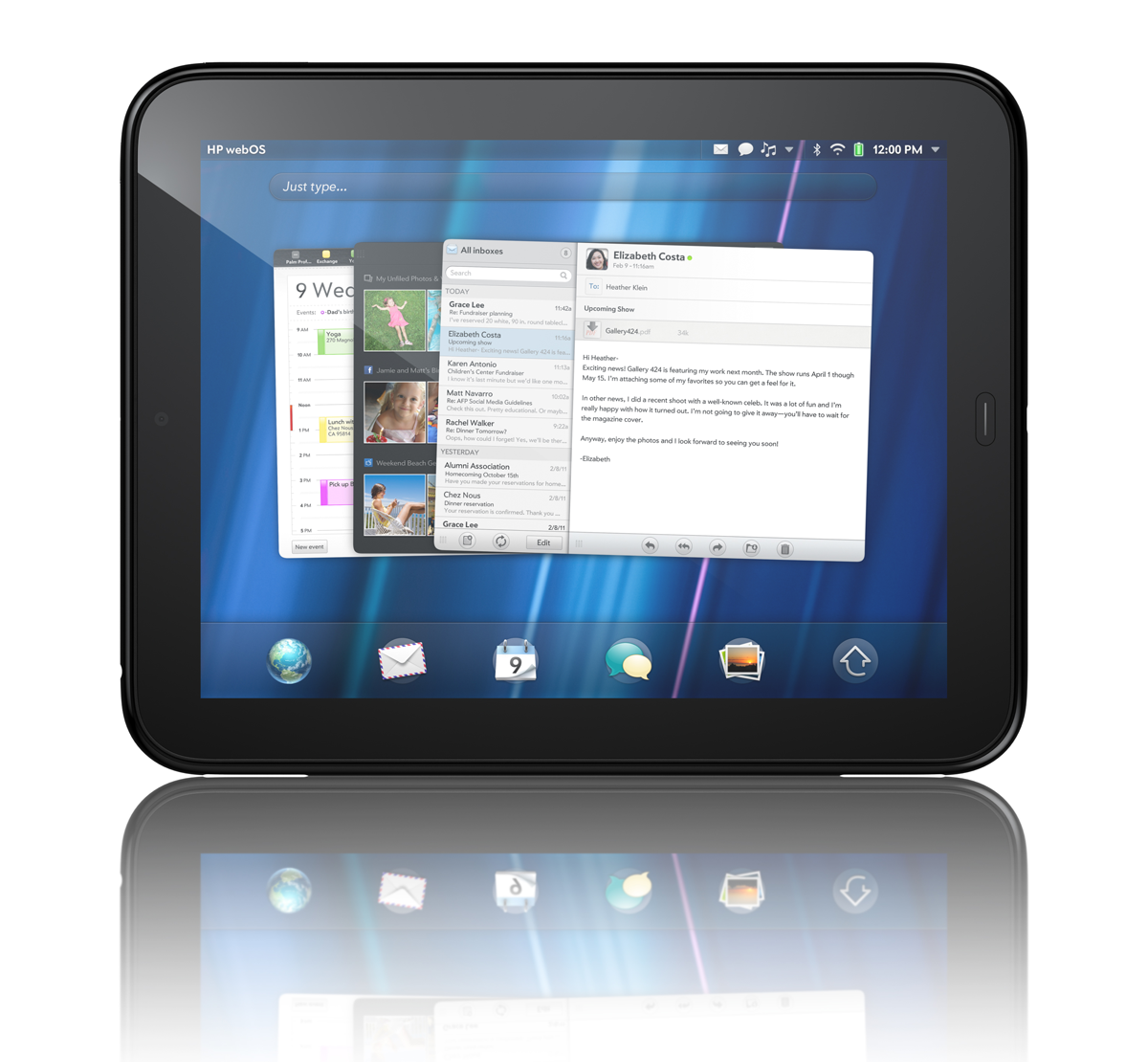 Actualizar Tablet HP TouchPad con Android